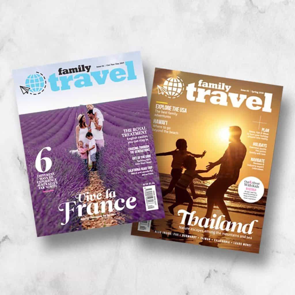 Family Travel Magazine