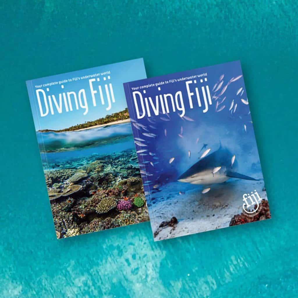 Diving Fiji Magazine
