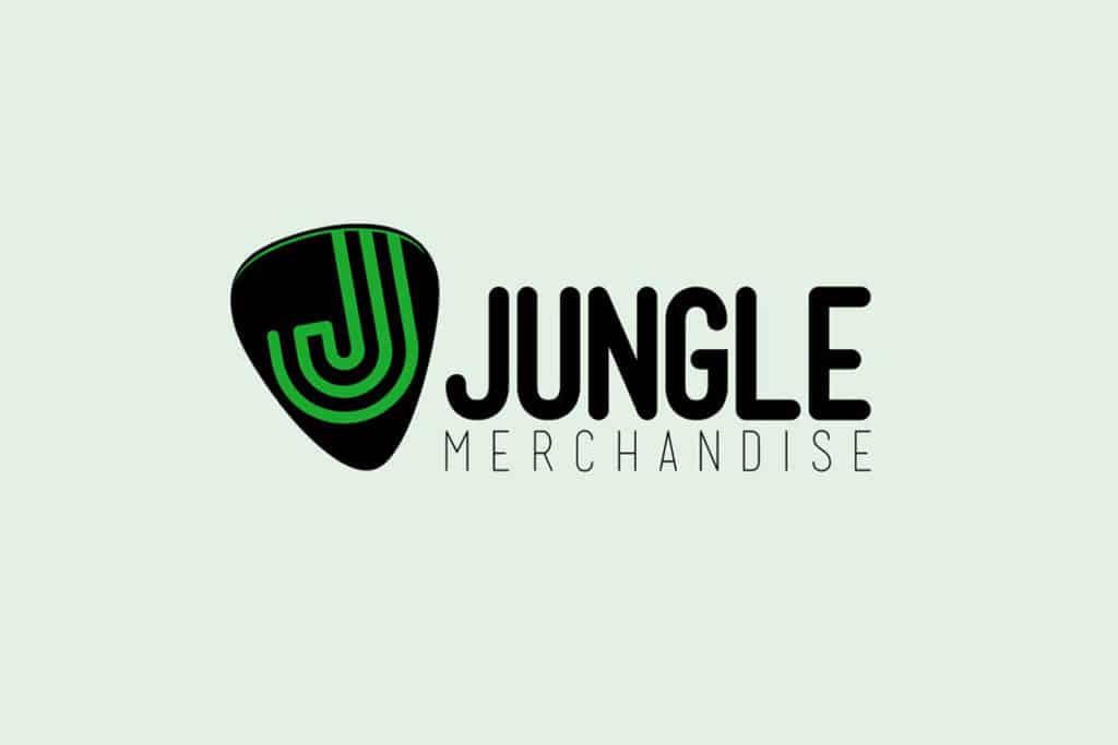 Jungle Merchandise Logo