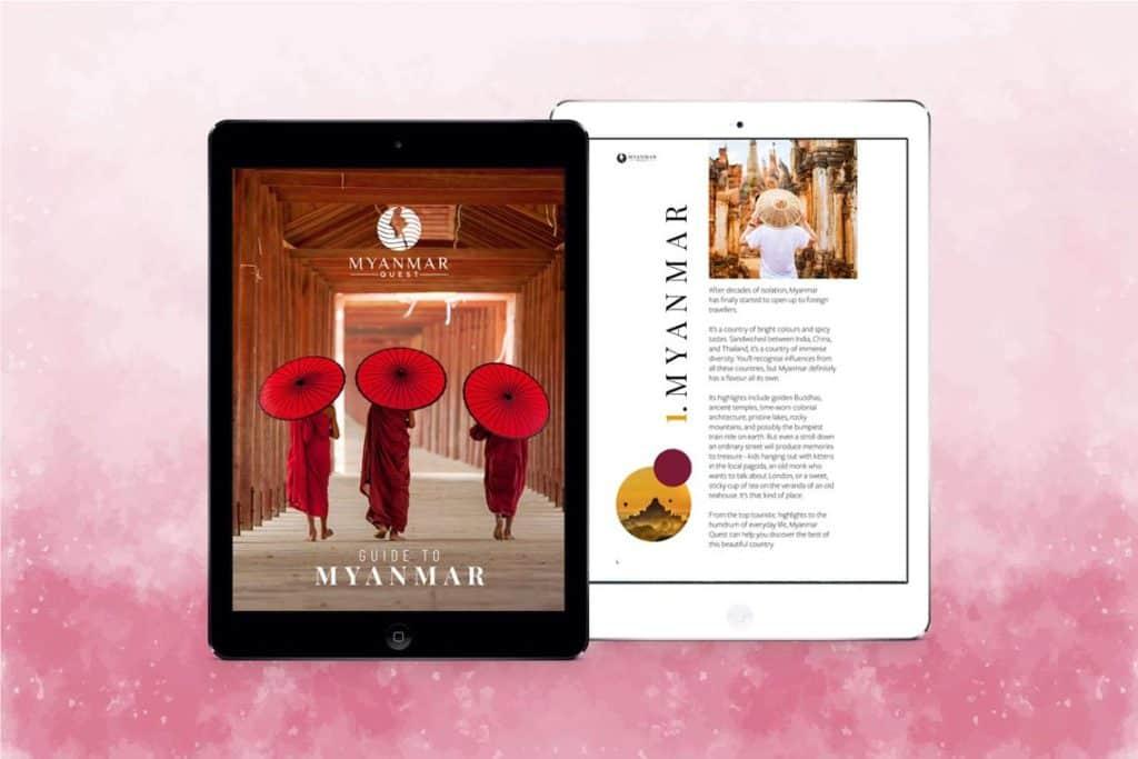 Myanmar Quest eBook